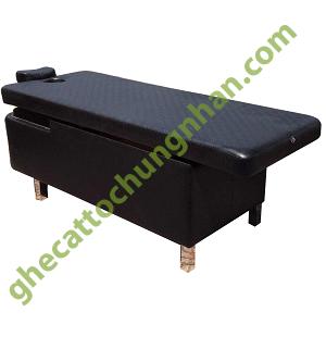 HN-58028 Đen (Giường Gội 2 Chức  Năng - Gội & Massage )
